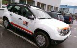 Oklejanie Dacia Duster